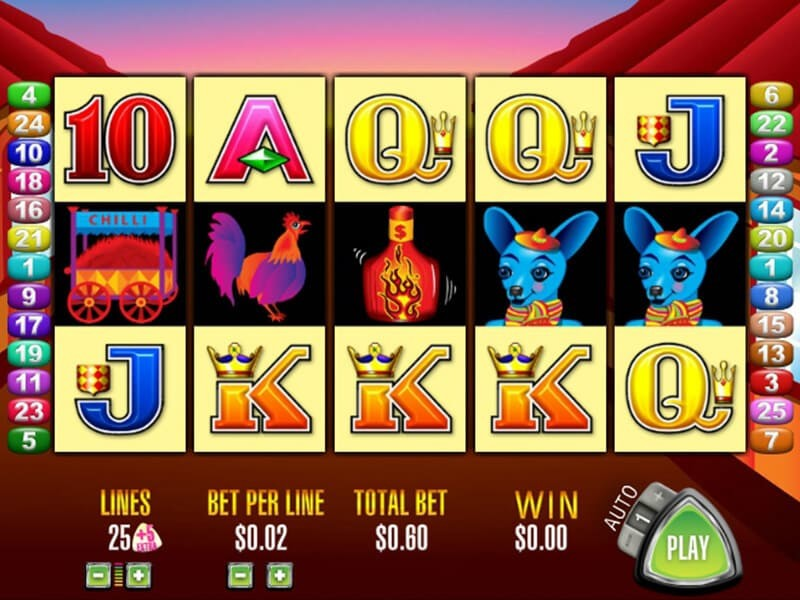 Play More Chilli Pokie Machine for For Real Money