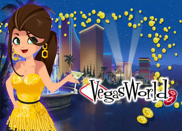 Play Vegas World Casino Games for Free