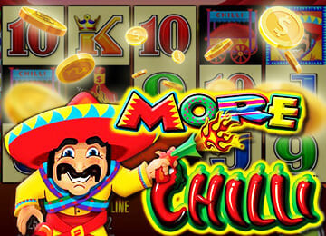 Play More Chilli Pokie Machine for Free