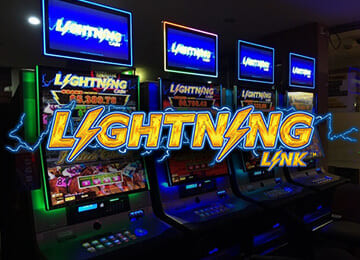 Lightning Link Pokies Review